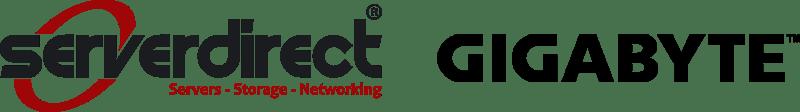 serverdirect-gigabyte-logos