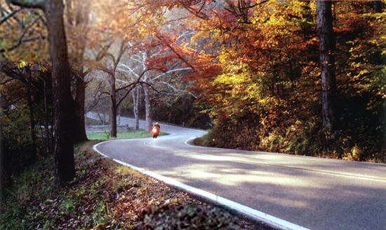Indiana S Best Motorcycle Routes