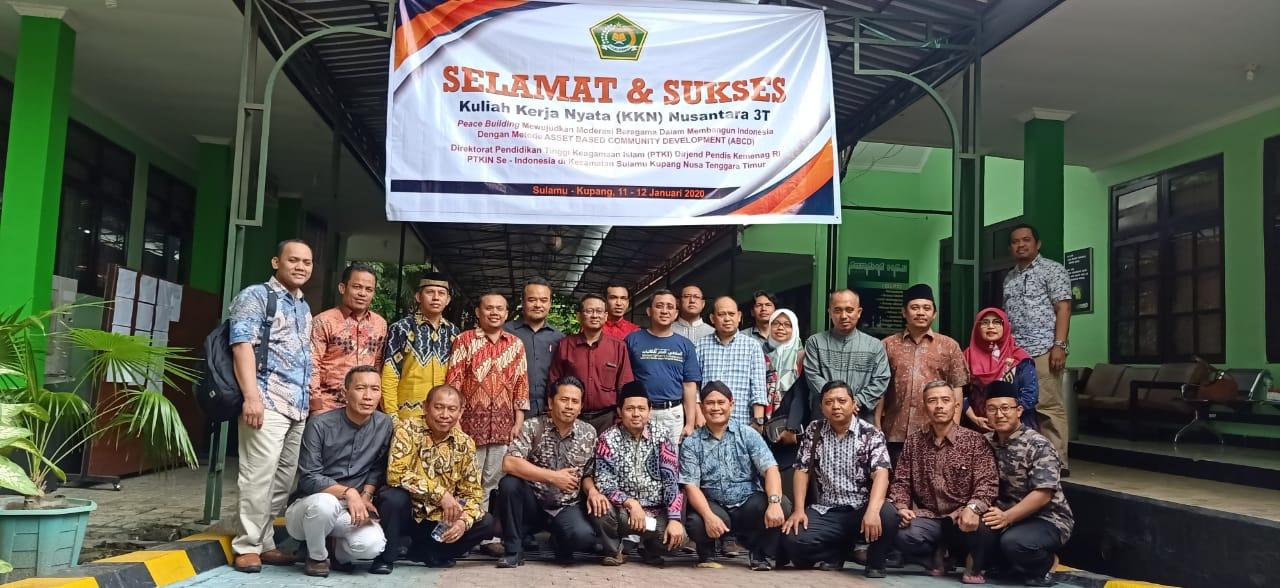 IAIN Syekh Nurjati Cirebon Ikut Sukseskan Program KKN Nusantara di NTT (LP2M)