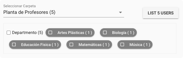 Adding tags and categories to question for better oranization in your Banco de Preguntas