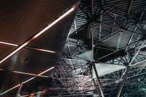 Çelik Çatı Yapısı