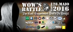 Wow's Battle #4 – 2016 RESULTADOS