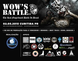 Wow's Battle #3 – 2015