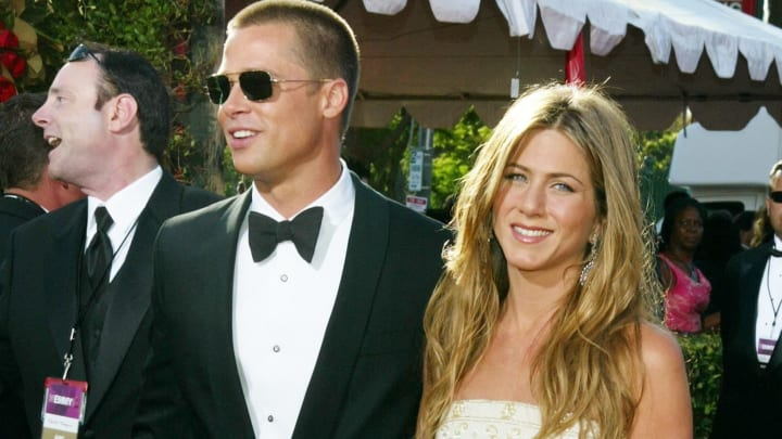 Jennifer Aniston planned to have a child with Brad Pitt months before they divorced