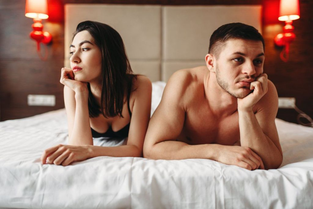 6 distractions that prevent us from enjoying sex
