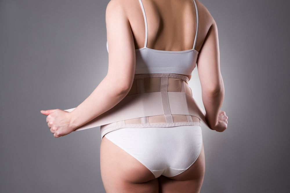 Do girdles really reduce waist?