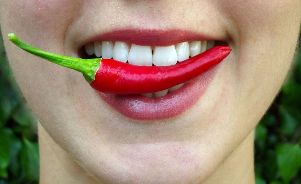 "Do you eat easily ?, Tips to ""hold"" spicy food"