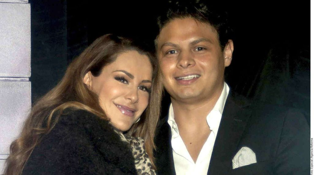 Giovanni Medina assures that he found Ninel Conde and Adal Ramones in a compromising situation