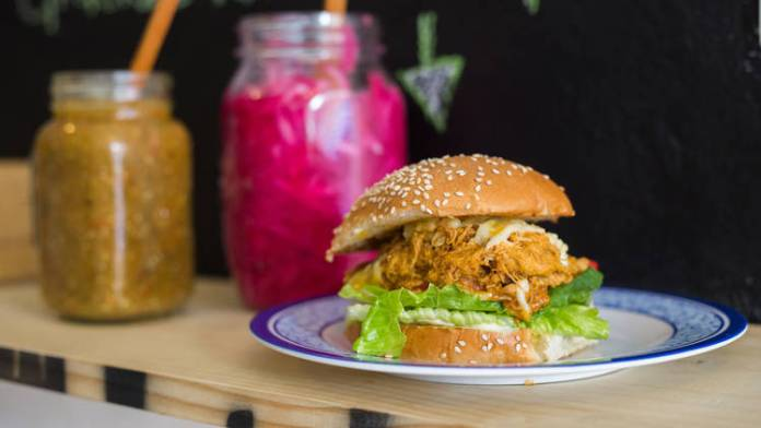 7 Most Popular types of hamburgers in Mexico