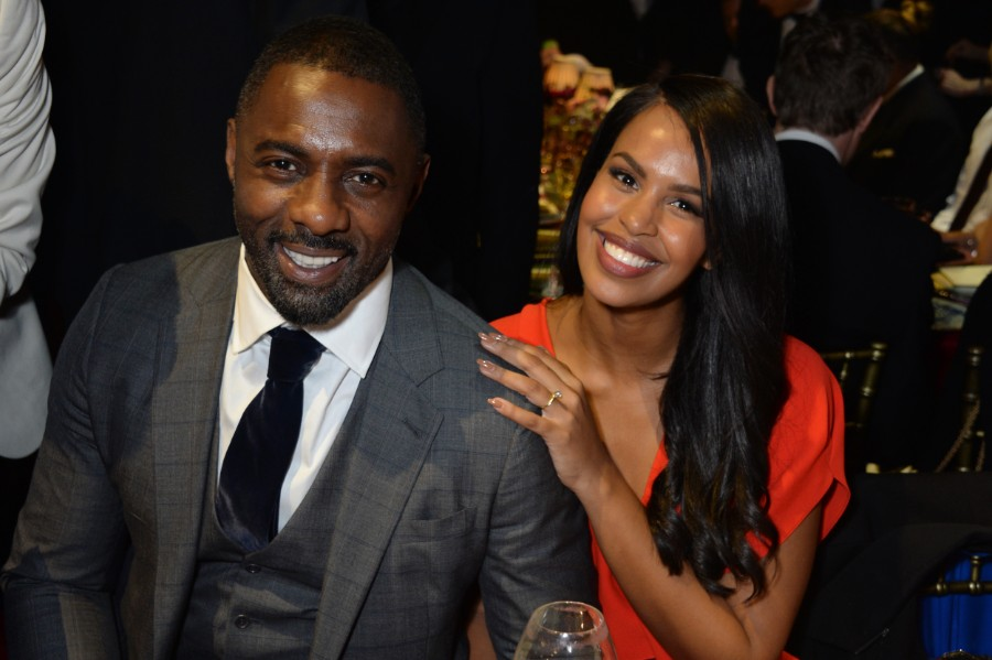 Idris Elba frustrated at not being able to return to London