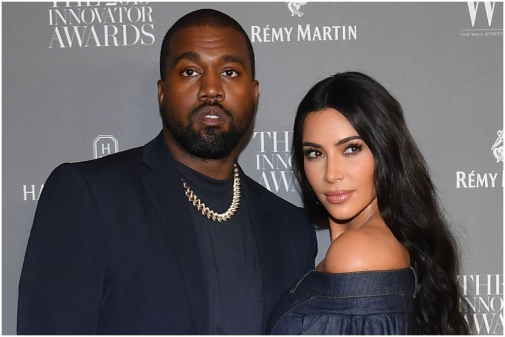 Kanye West filed for divorce from Kim Kardashian, accuses Kris Jenner of 'white supremacy'