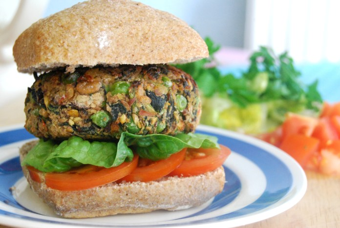 7 delicious vegan burgers that are very easy to make