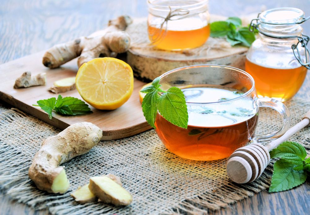 Herbal And Spice Tea Recipe To Strengthen The Immune System