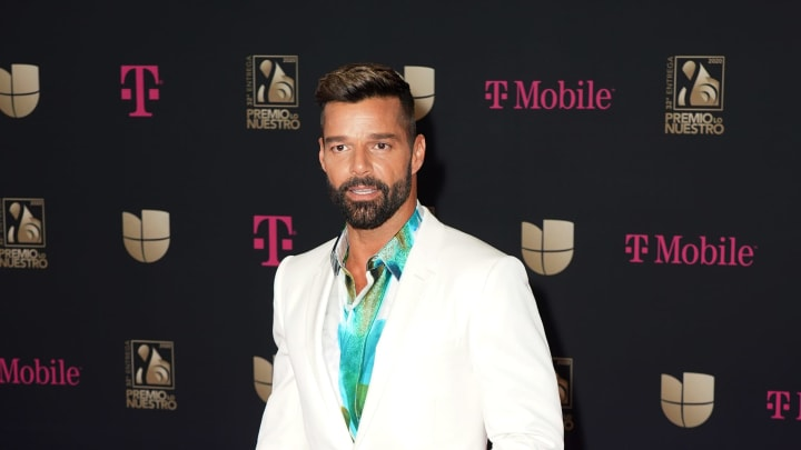 Ricky Martin exchanges spicy messages with Mexican actor Mauricio Martínez