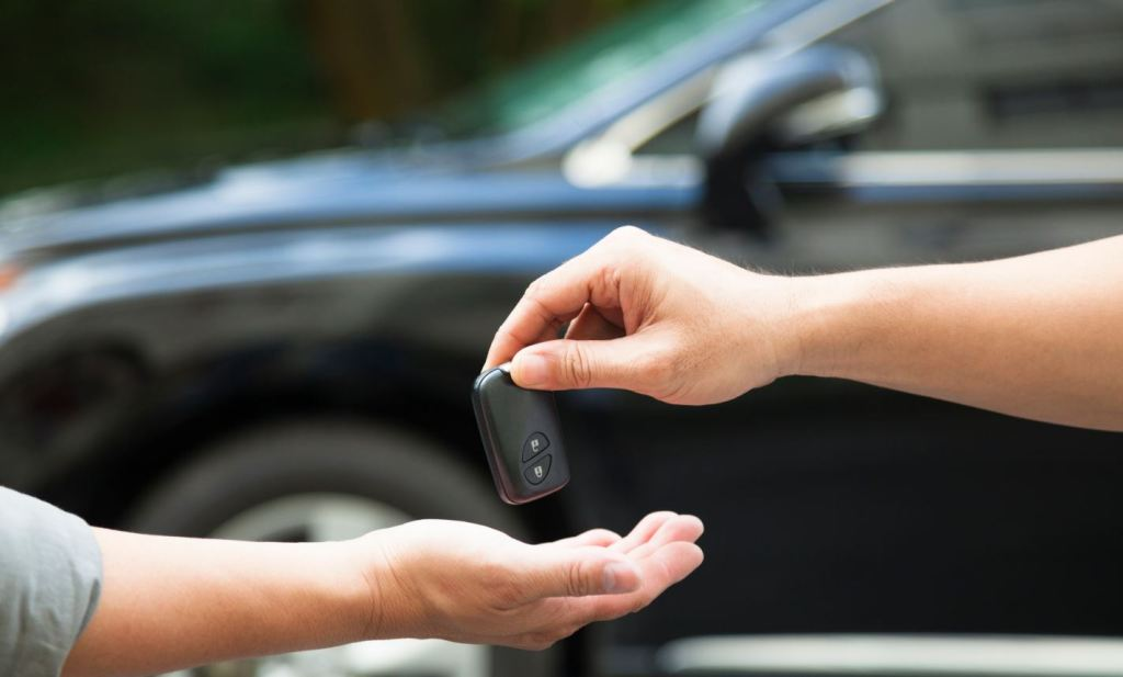 Transfer of a car: Costs and prices