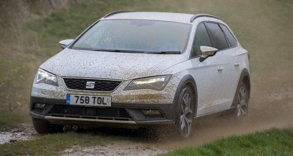 There will be no SEAT Leon X-Perience; Yes VW Golf Alltrack and eye to the Ateca Xperience