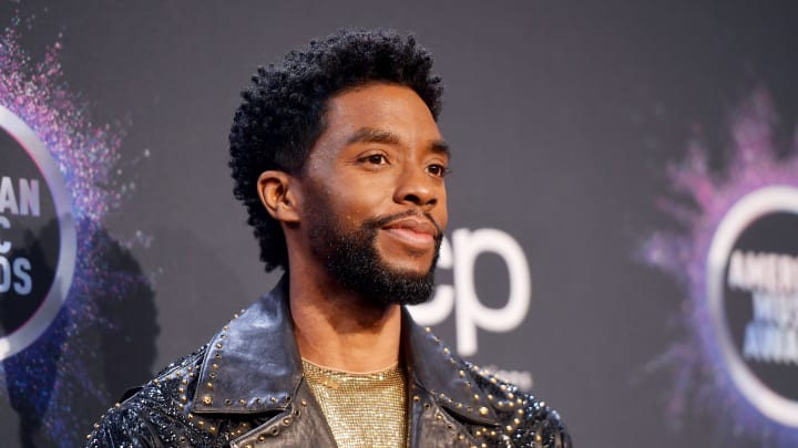 Hollywood said an emotional goodbye to the late actor Chadwick Boseman