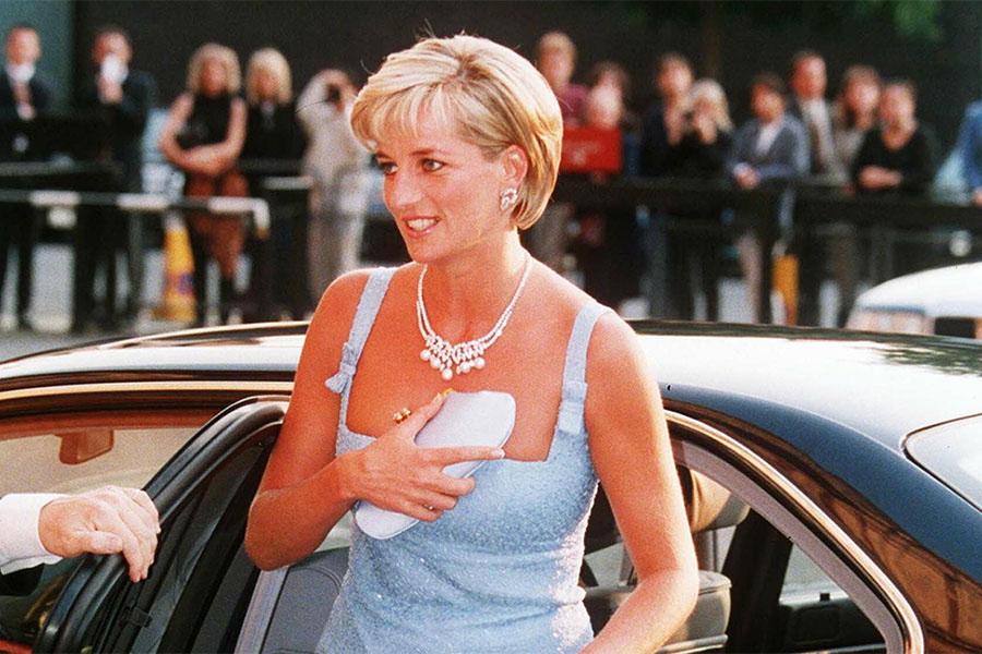 """They reveal who will play Princess Diana in the last seasons of """"The Crown"""""""