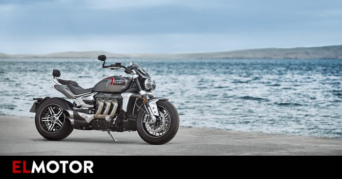 The Triumph Rocket 3 and the world's largest engine | Motorcycles