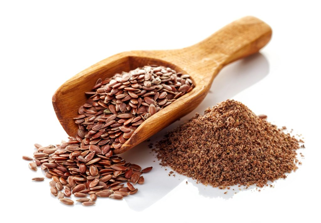 Lose Weight Consuming Flaxseeds