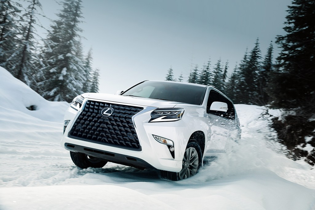 The Lexus GX is renewed again just a year later: More technology and equipment