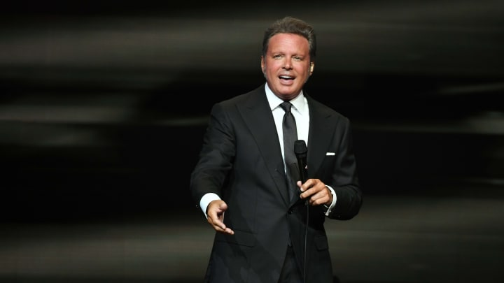 How much money does Luis Miguel earn?