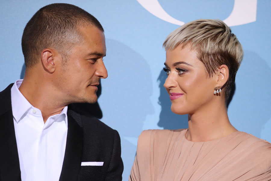 Katy Perry didn't know Orlando Bloom was going through a period of sexual chastity when they met