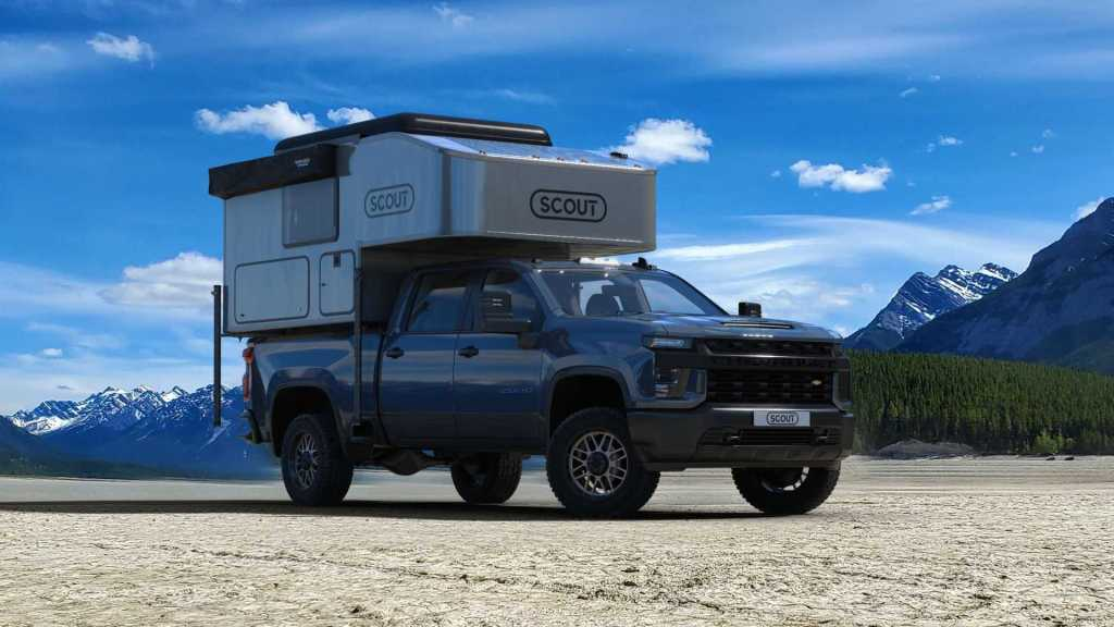 Scout Campers reinforces its range of camperisations for pick-ups with the Kenai platform