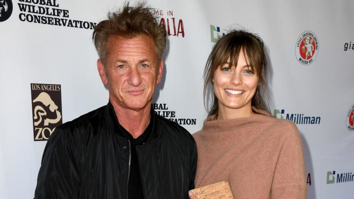 Who is the 28-year-old actress who just married Sean Penn?