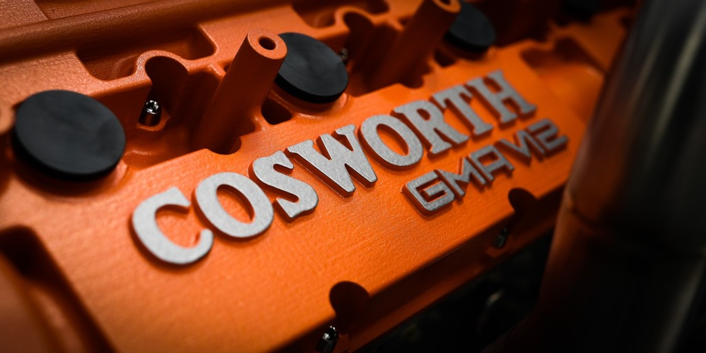 This Cosworth V12 sounds like glory and will be the heart of Gordon Murray's T.50