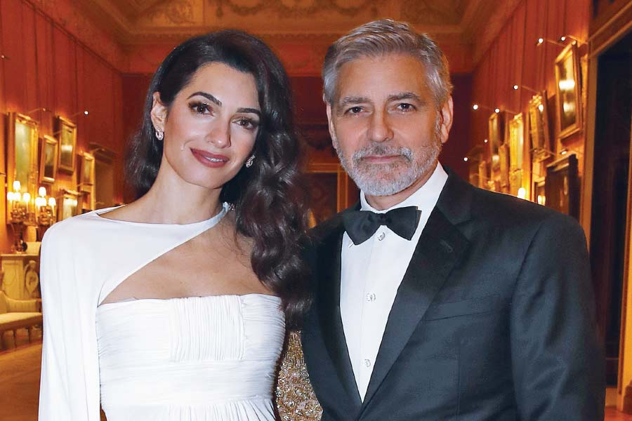 George and Amal Clooney donate $ 100,000 to help victims of the Beirut explosion