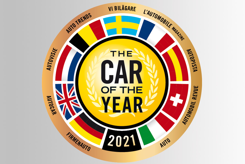 These are the 7 finalists to be Car of the Year in Europe 2021: is it your favorite?