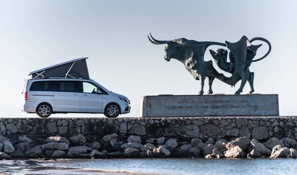 Portugal puts limits on motorhomes and camper vans