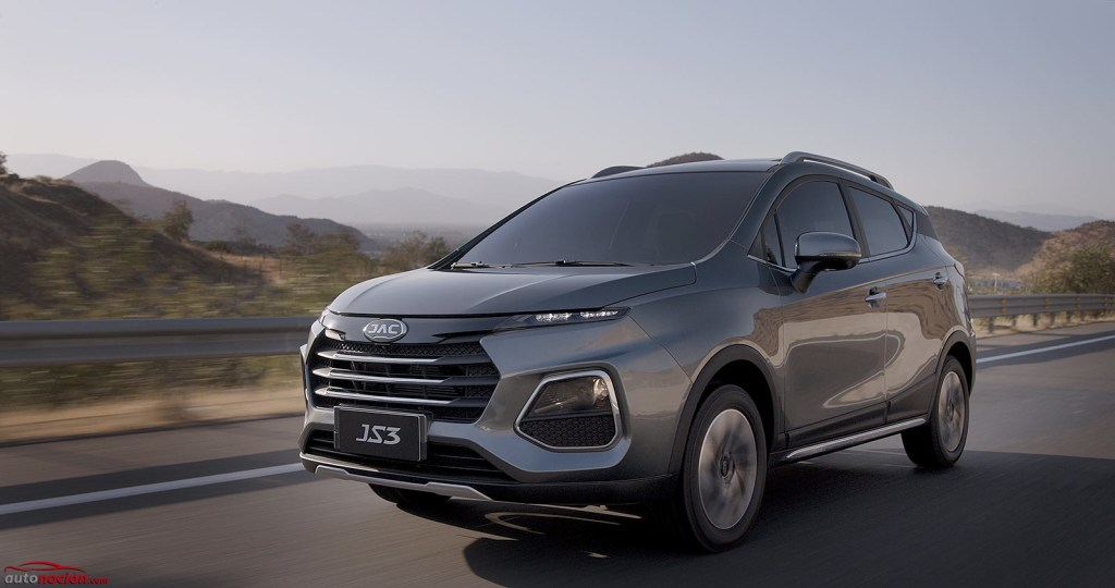 This is the renewal of the JAC S3: Many changes, including its new name JS3