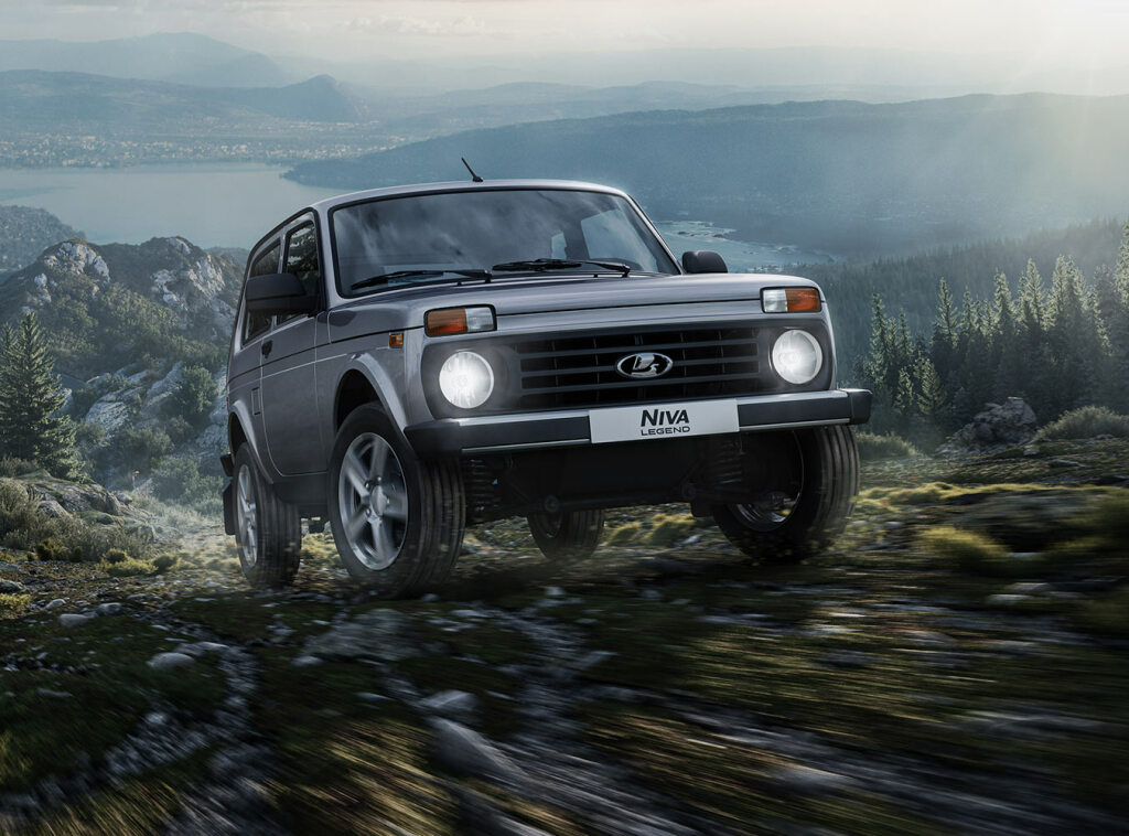 Lada recovers the mythical name