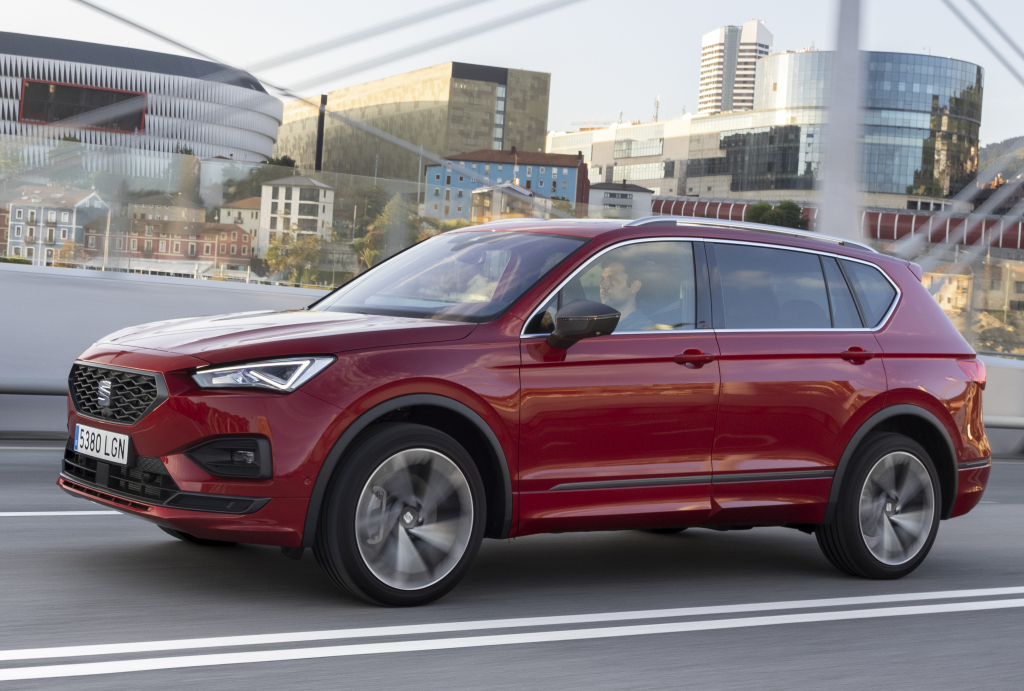 The sportiest SEAT Tarraco is already on sale: Here are the prices