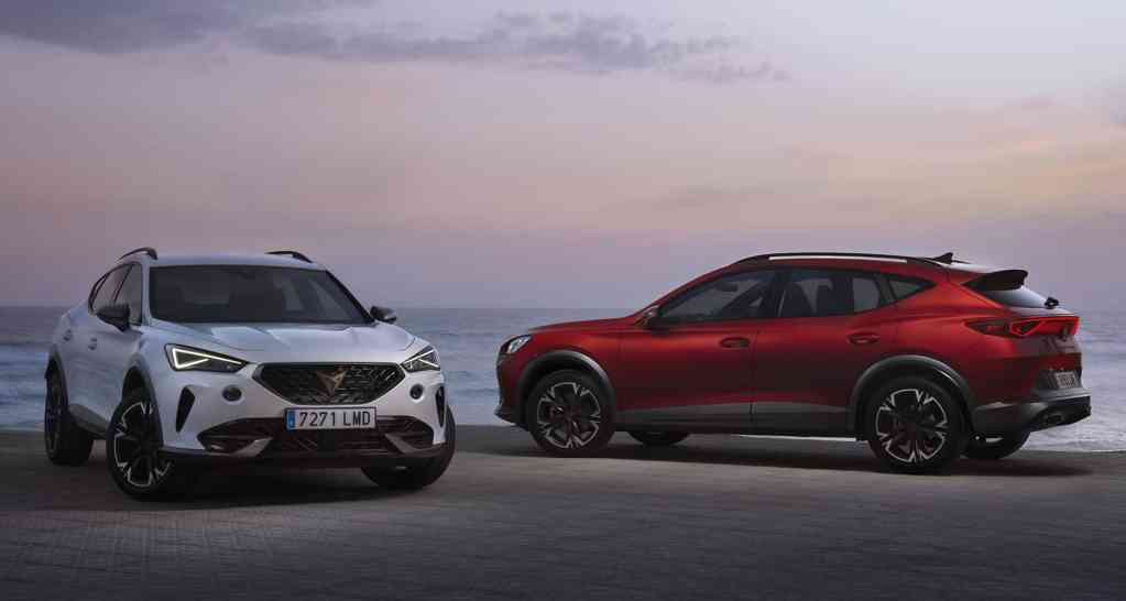 The second alternative PHEV of Formentor arrives at Cupra Spain: Here the prices