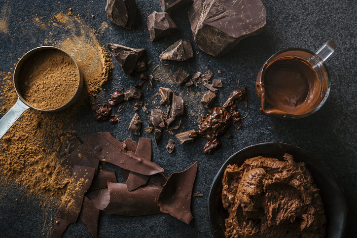 Can chocolate become addictive?