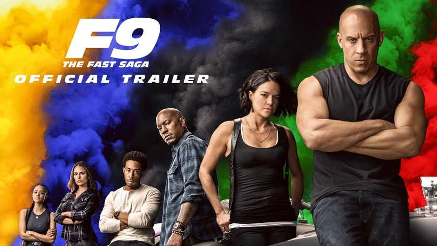 Latest trailer and release date 'Fast & Furious 9'