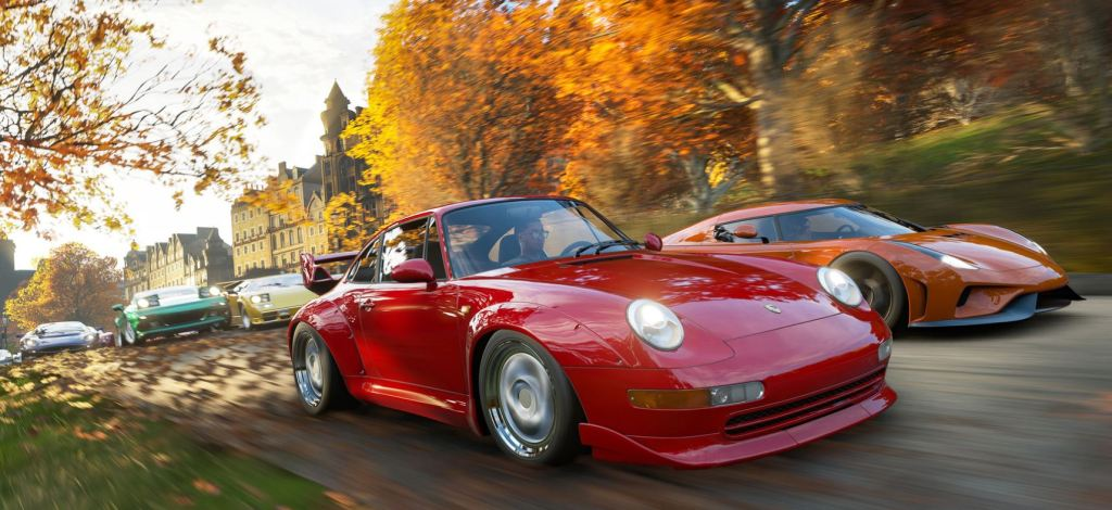 Forza Horizon 4 is coming to Steam on March 9