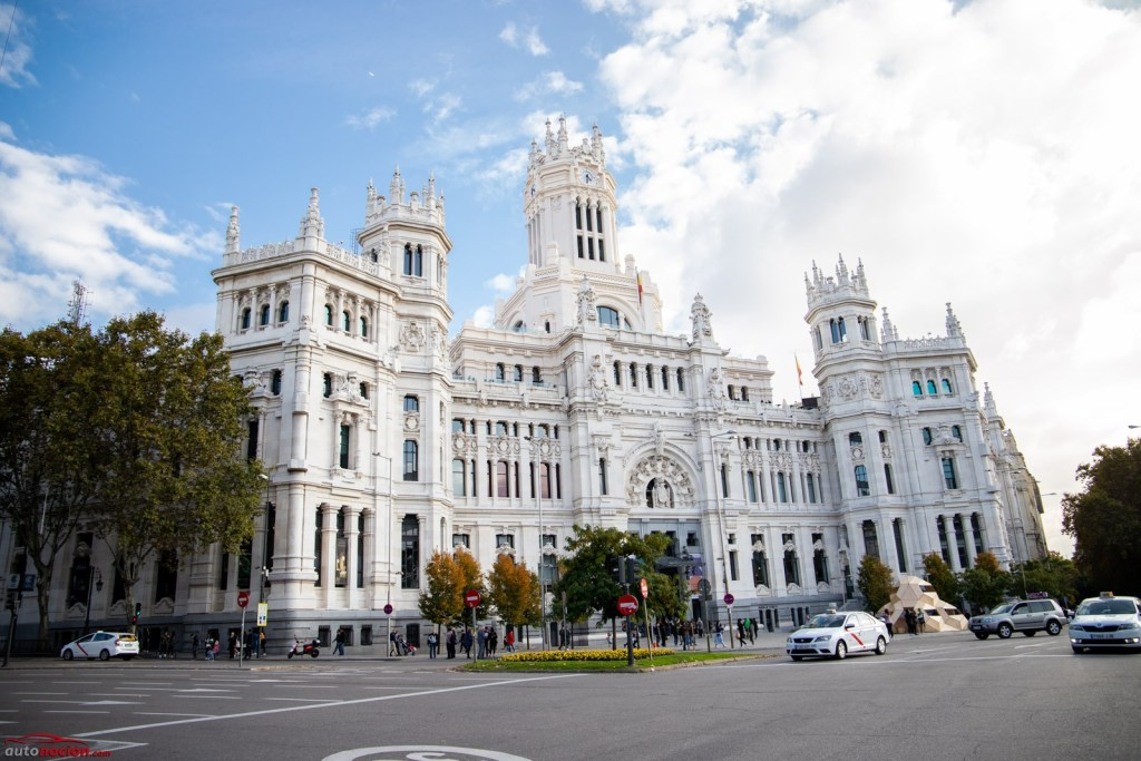 Madrid will offer aid to change cars for the next 3 years