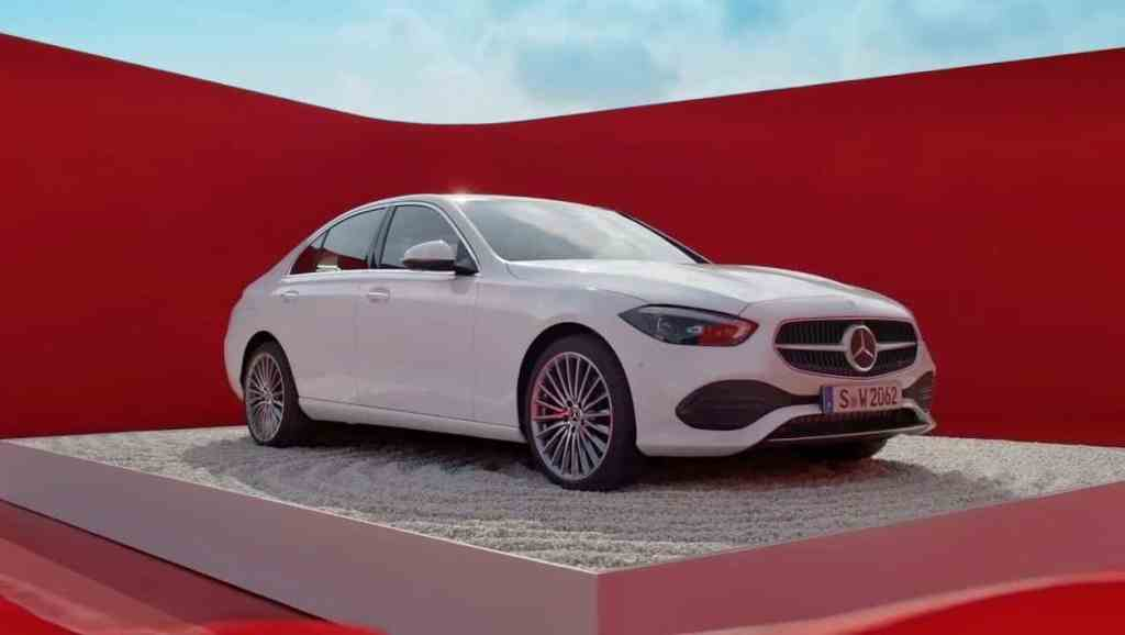 Filtered out! The Mercedes-Benz C-Class 2021 in photos and video