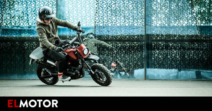 Brixton 125 Crossfire SX, a 2,000 euro motorcycle that wants to conquer the city   Motorcycles