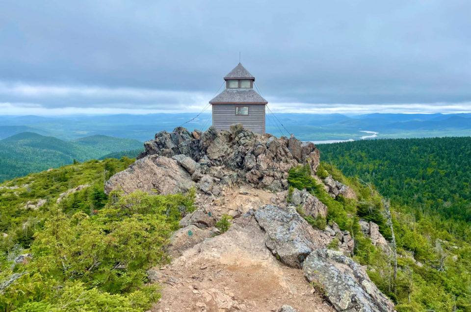 A day in Mount Carleton Park
