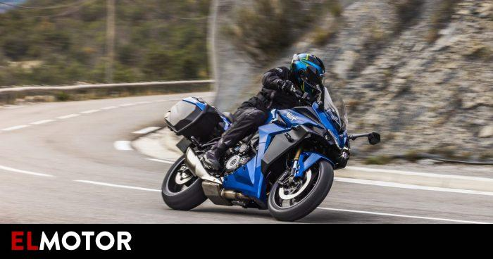 Suzuki GSX-S1000 GT, a companion for long trips | Motorcycles