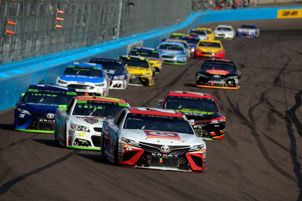 Goodbye to V8s in NASCAR? There is already talk of electrification