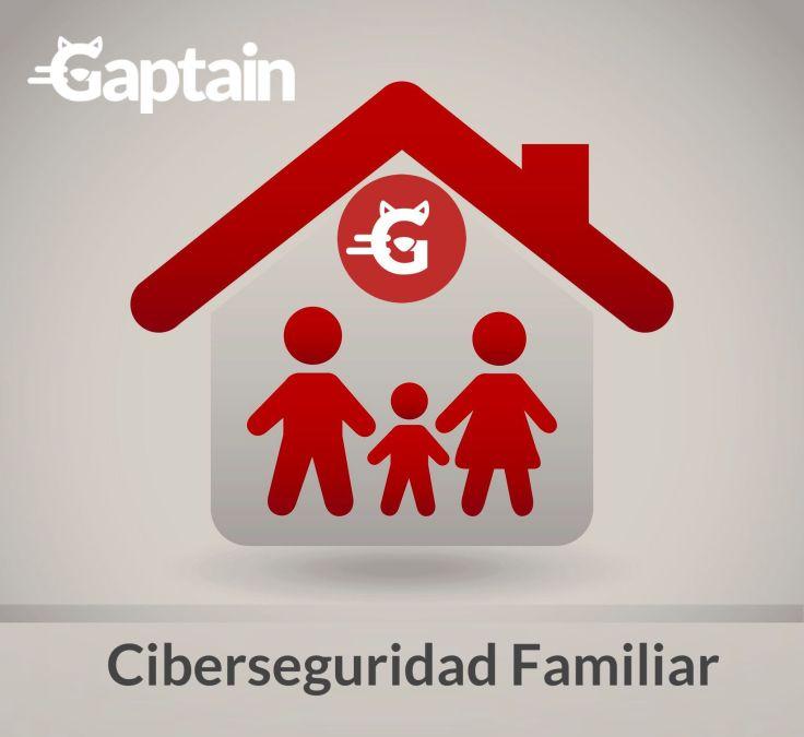 Ciberseguridad Familiar y Ámbito Escolar