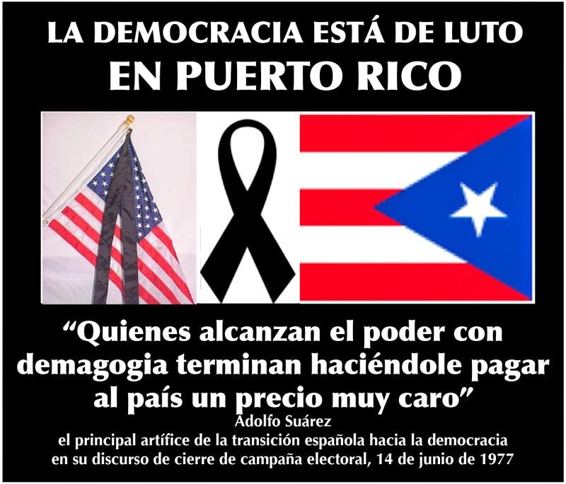 La+democracia+está+de+luto+en+Puerto+Rico