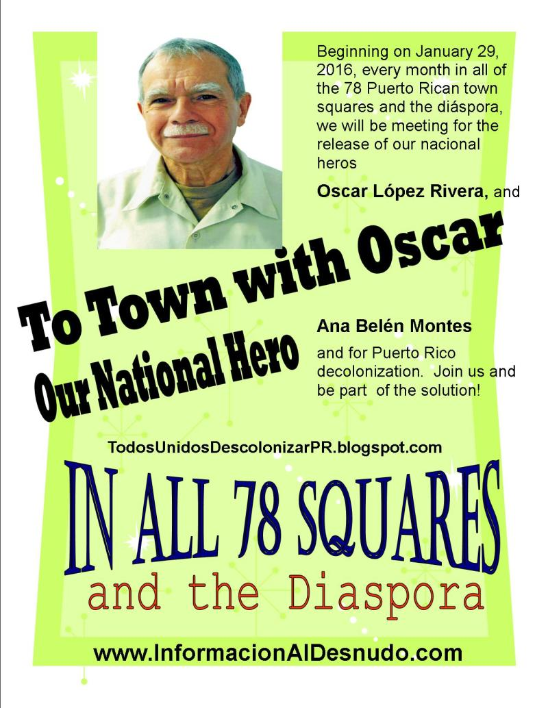 To Town with Oscar 2016