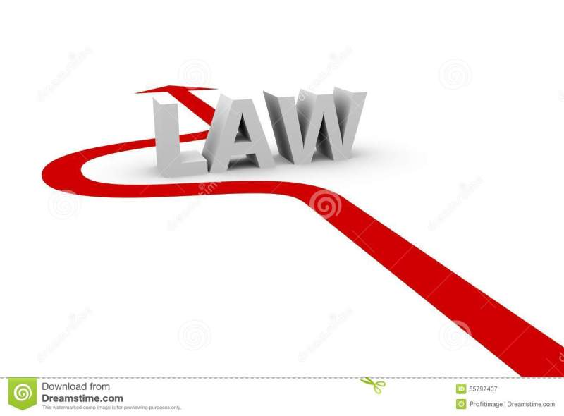 violation-law-red-arrow-passing-word-means-offence-55797437